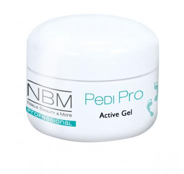 Pedi Pro Active Gel french white 15g - NBM