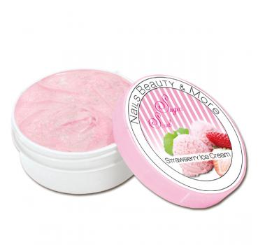 Sugar Scrub strawberry ice cream 200g - NBM