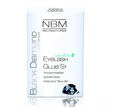 BDC Eyelash Glue S1 Sensitive Schwarz 5g - NBM (AKZENT direct)
