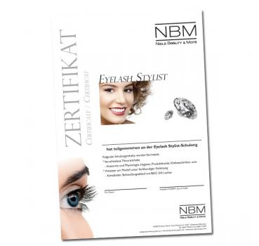 Eyelash Stylist - NBM
