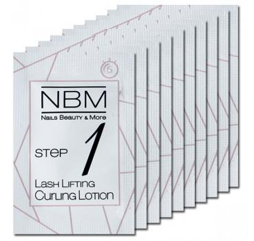 Step 1 Curling Lotion 10St. á 0,8ml - NBM