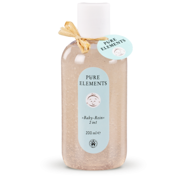 Baby Rein 2 in 1 200 ml - Pure Elements