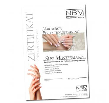 Perfektionstraining Naildesign - NBM (AKZENT direct)